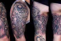 Download Arm Tattoo Gears Danesharacmc with sizing 1280 X 675