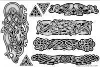 Fabulous Celtic Armband Tattoo Photo 3 Celtic And Norse Tattoo inside measurements 1024 X 768