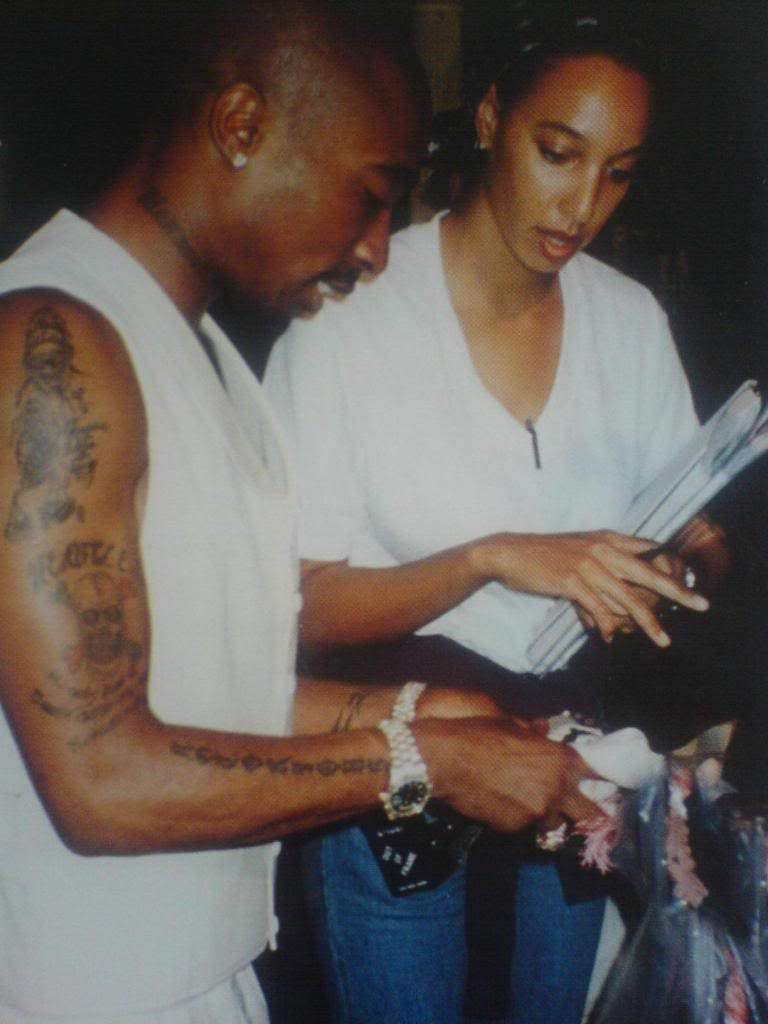 Fact Tupac Shakur Had A Notorious Tattoo Feelnumb in measurements 768 X 1024