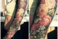 Fancy Floral Tattoo Best Tattoo Design Ideas in proportions 1024 X 972