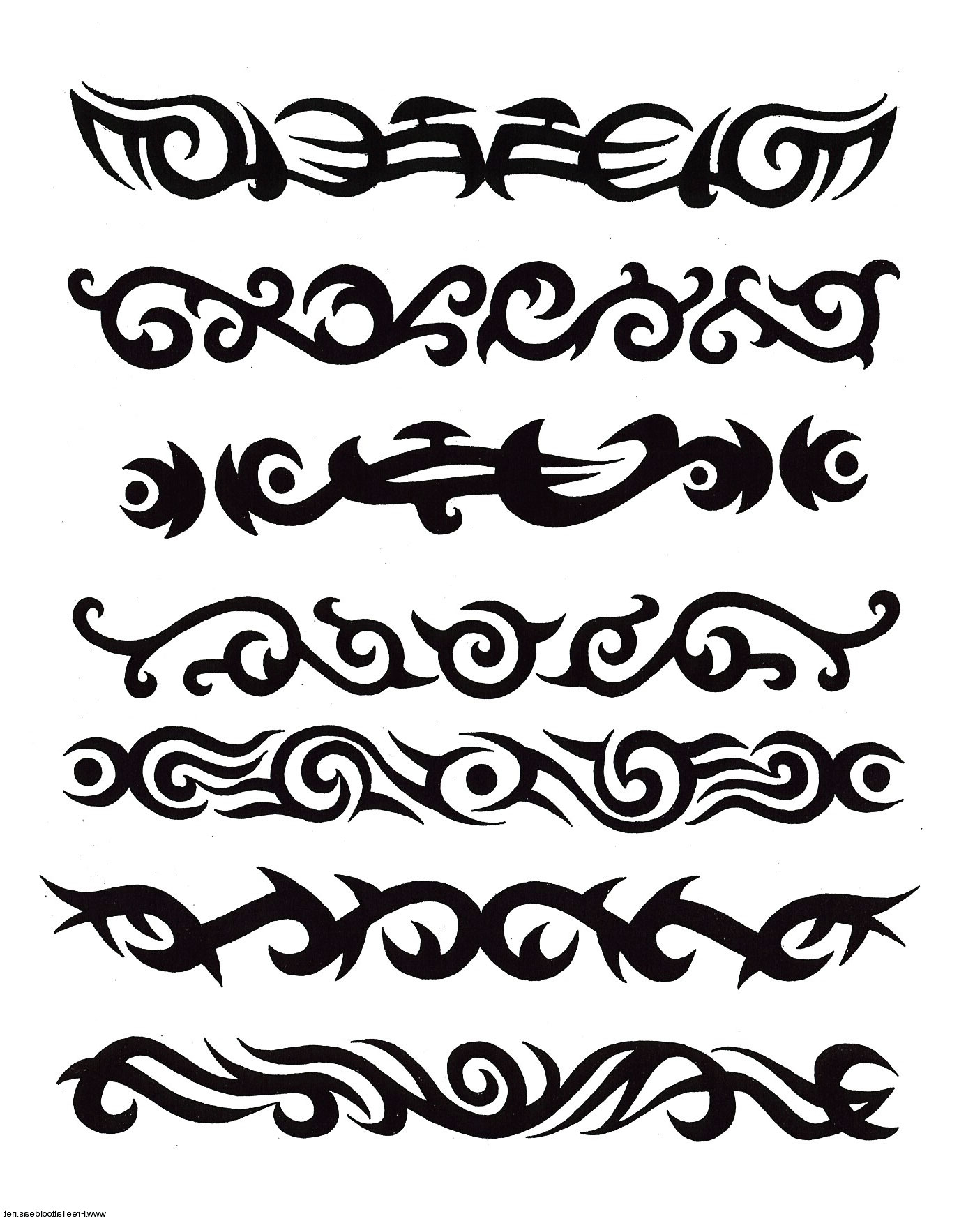 Free Tribal Tattoo Designs For Arms Cool Tattoos Bonbaden inside measurements 1375 X 1750