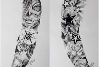 Full Arm Sleeve Art Pinte for size 960 X 960