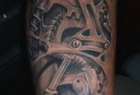 Gear Tattoo Designs Urlhttpwwwtattooshuntcombiomechanical Gears inside dimensions 660 X 1210