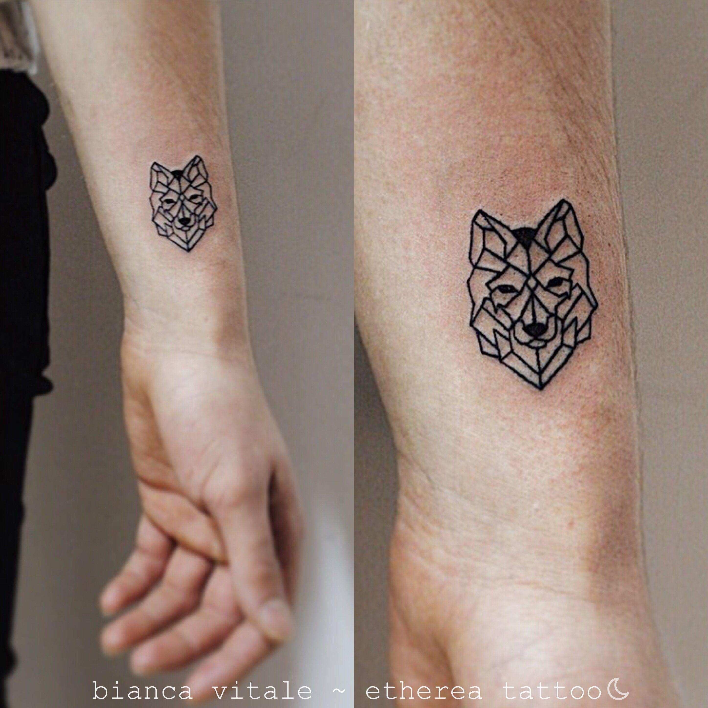 Small Wolf Arm Tattoos Arm Tattoo Sites