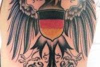 German Coat Of Arms Tattoo The Art Of The Human Body Pinte pertaining to size 763 X 1060