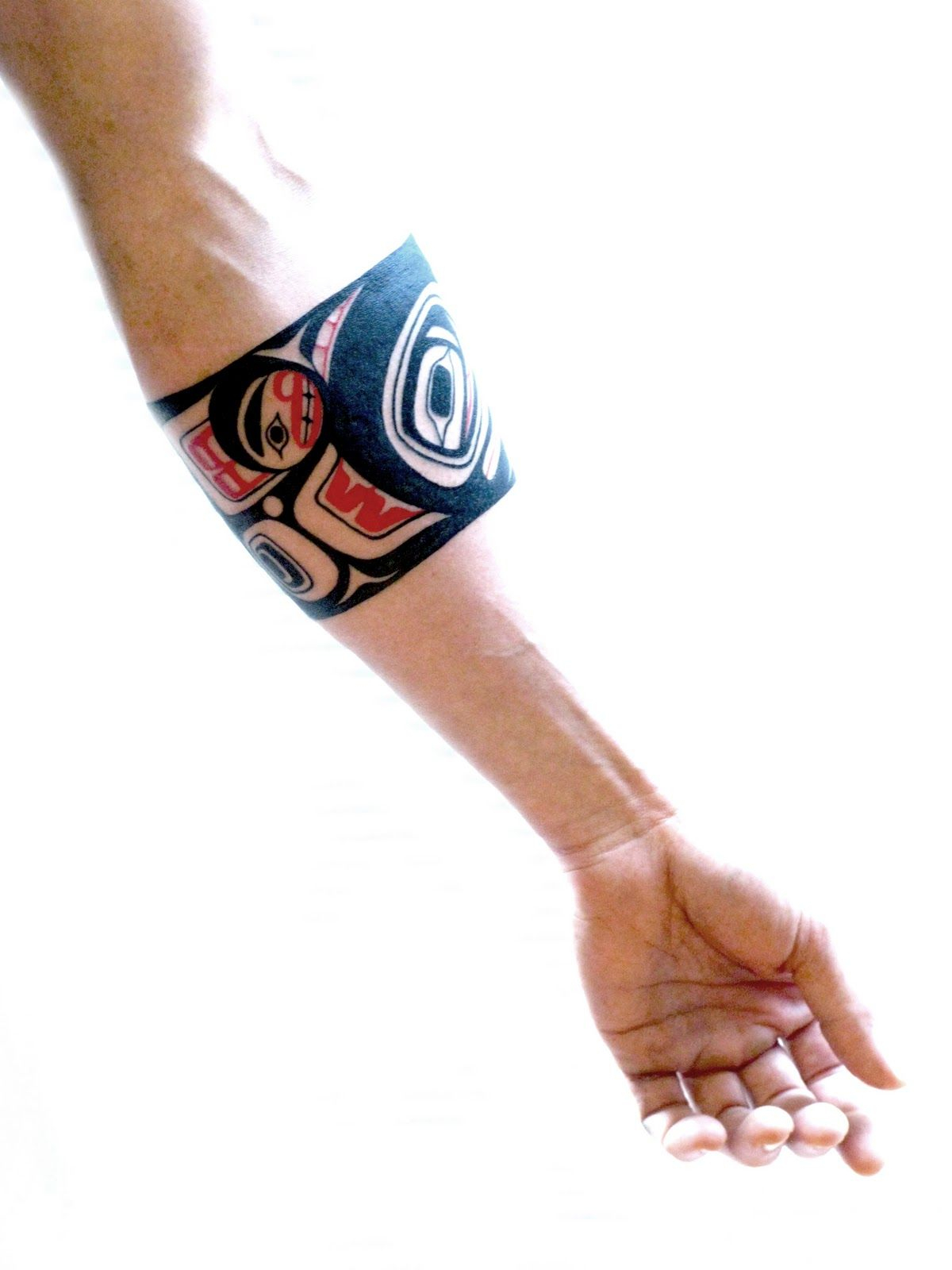 Haida Tattoos Bing Images Seriously Want A Salmon Here Skin Art with regard to sizing 1200 X 1600