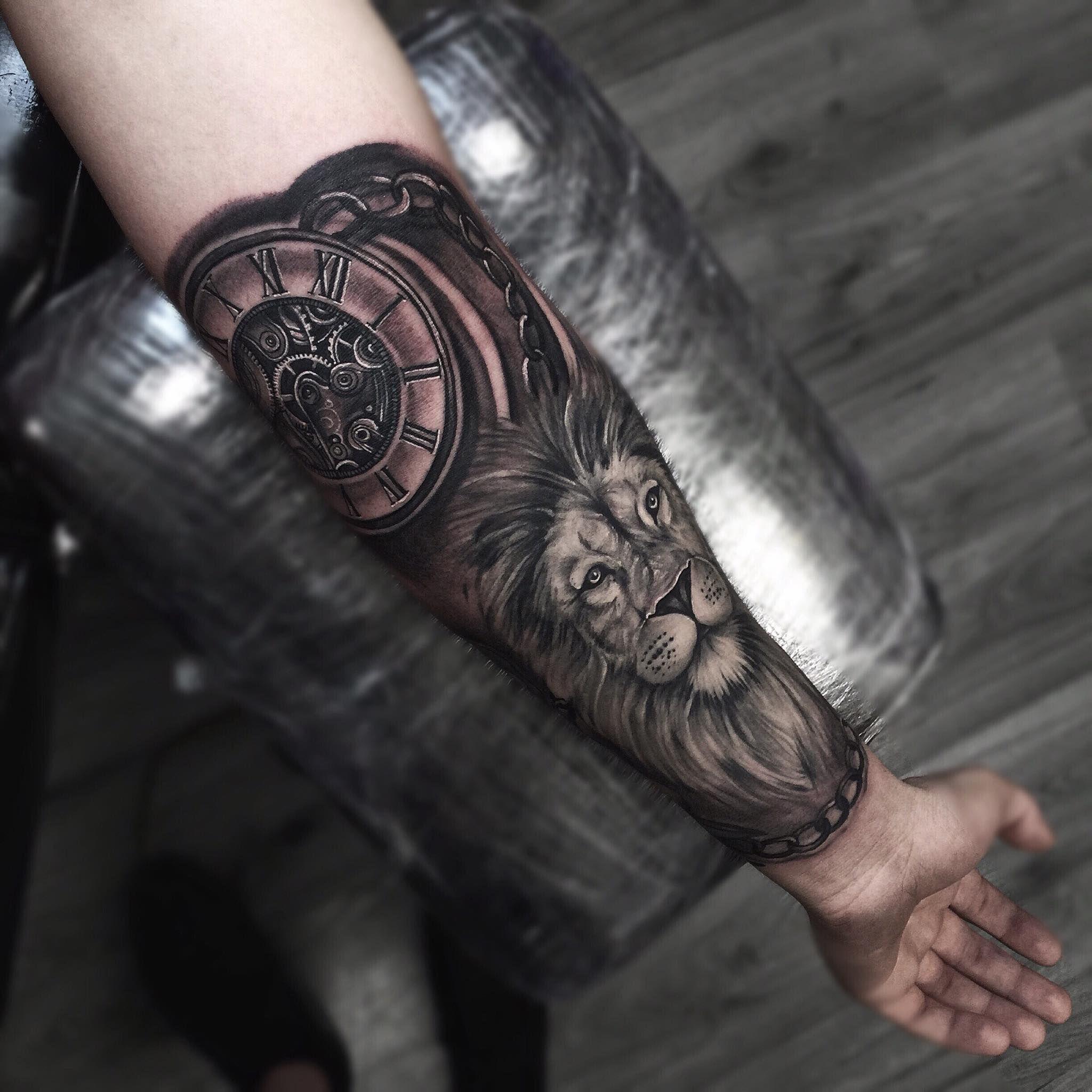 Lion Tattoo On Inside Of Arm Arm Tattoo Sites