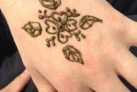 Henna Tattoo Design Symbol Stars Hand Ideas Henna Tattoo Gallery inside size 774 X 1032