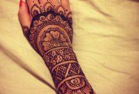 Henna Tattoo Die 20 Schnsten Tattoo Ideen Fr Hand Arm Fu Und with regard to size 1133 X 1280