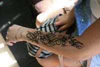 Henna Tattoo On Arm 2018 Tattoos Ideas intended for proportions 2816 X 1880