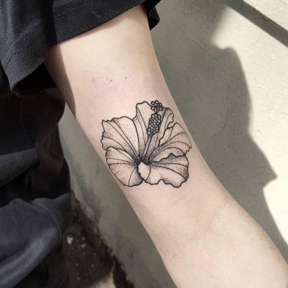 Hibiscus Armband Tattoos Arm Tattoo Sites