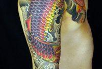Japanese Arm Sleeve Tattoo Cool Tattoos Bonbaden throughout size 1067 X 1600