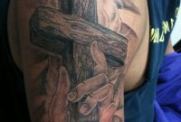Jesus On Cross Tattoos For Men Religious Cross Tattoo On in measurements 800 X 1067