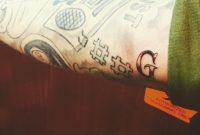 Justin Bieber Gets G Arm Tattoo For Ba Georgia Popstartats for size 1080 X 1080