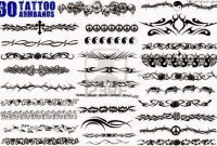 Latest Tribal Armband Tattoo Designs for sizing 1200 X 789