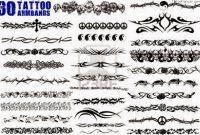 Latest Tribal Armband Tattoo Designs regarding sizing 1200 X 789
