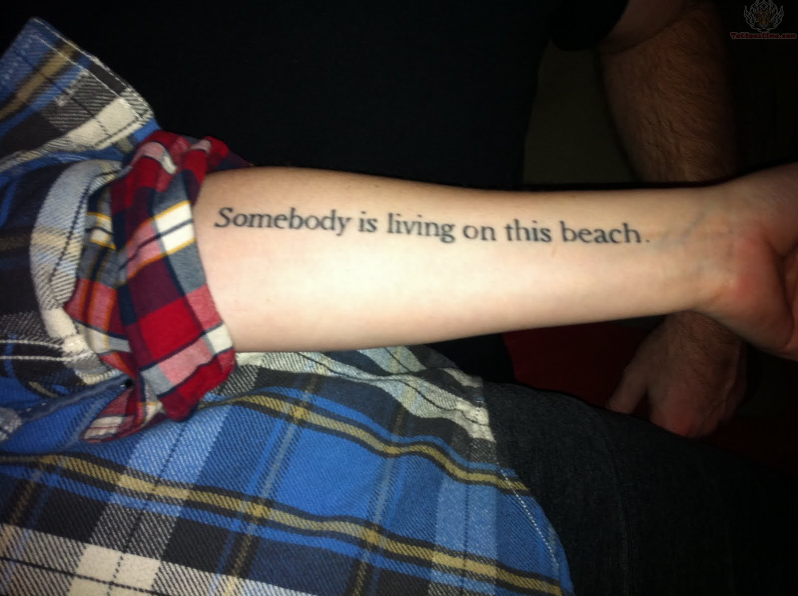 Literary Tattoo On Arm For Boys Tattooshunt pertaining to dimensions 1600 X 1195