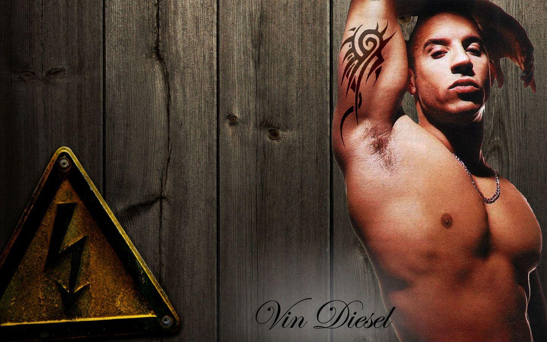 Lossgym Vin Diesel Wallpapers Hd Biceps Tattoos Vin Diesel with regard to sizing 1440 X 900
