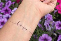 Love Tattoo Arm Tattoo Temporary Tattoo Fake Tattoo Etsy for size 1500 X 1500