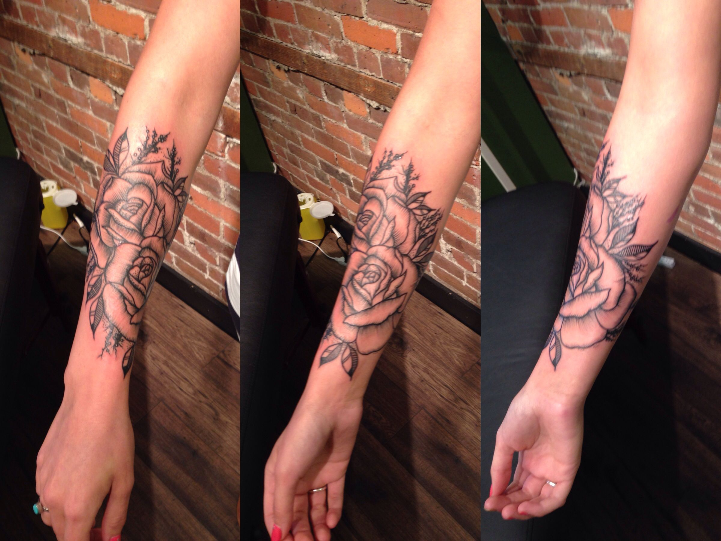 Loveeeeeee Tattoos regarding measurements 2400 X 1800