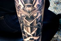Lower Arm Tattoo Design View More Tattoos Pictures Under Dagger throughout proportions 1296 X 1936