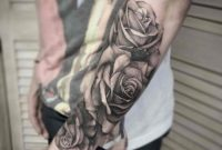 Lower Arm Tattoo Designs For Guys Elegant Rose Forearm Tattoos For throughout proportions 1900 X 1900