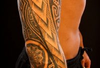 Male Tattoo Ideas Barbed Wire Weapons Skulls And The Devil within dimensions 736 X 1773