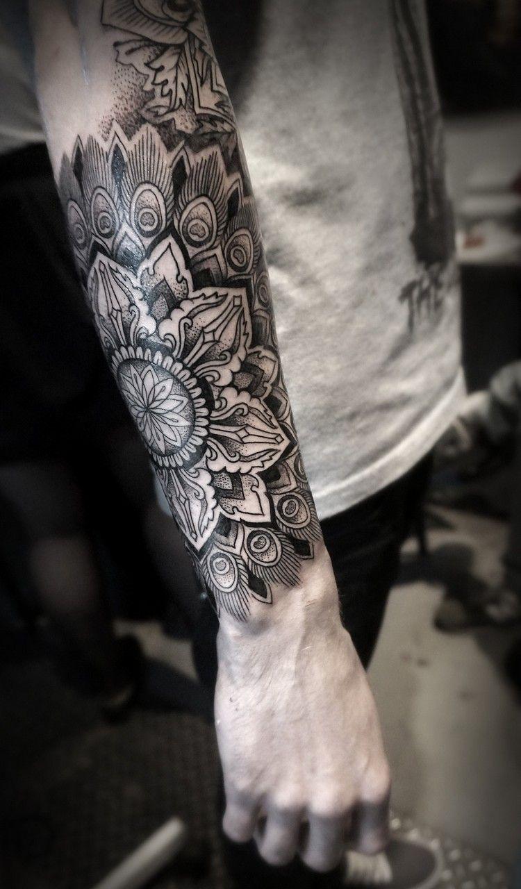 Tattoo vorschläge männer arm