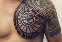Maori Chest Chest Tattoo Designs Janser Maoritattoosmen throughout measurements 1080 X 1080
