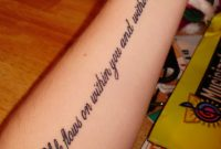 Meaningful Tattoo Quotes For Women 148 Image Gallery 506 Cute intended for size 887 X 1024