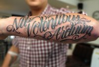 Mens Forearm Tattoos Writing Ideas 6 Nationtrendz Koi pertaining to proportions 3264 X 2448