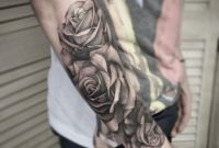 Mens Sleeve Tattoos Black And Grey Mens Black And Grey Tattoos Black with regard to dimensions 1024 X 1024