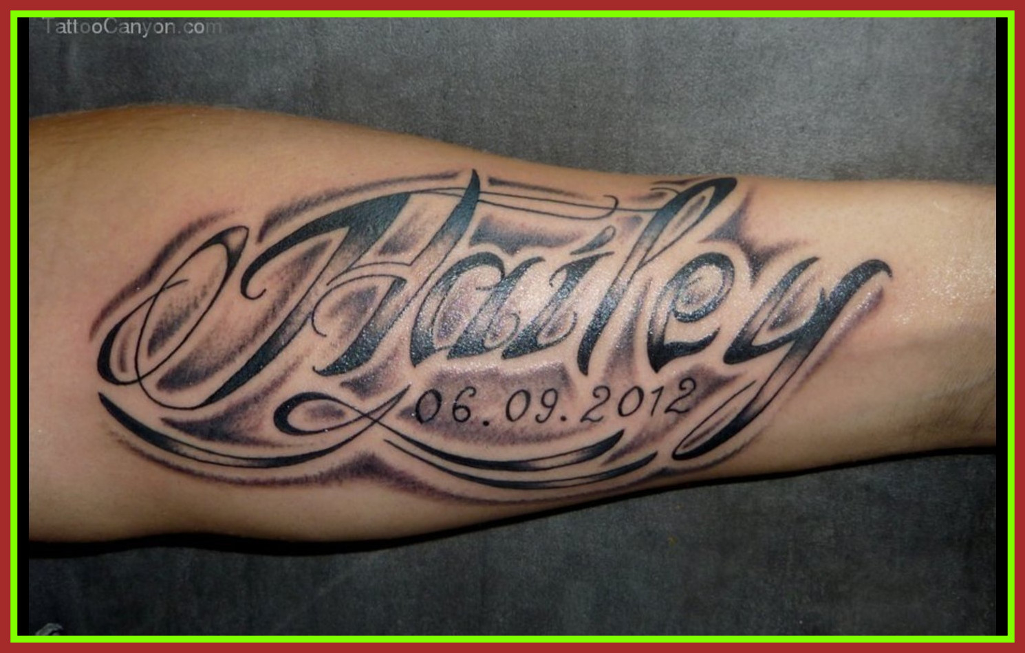 Forearm Tattoo Designs With Names Arm Tattoo Sites