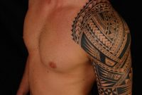 Photos 27 Tribal Sleeve Tattoos Ideas Aztec Sleeve Tattoos For Men pertaining to size 910 X 896