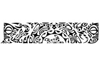 Polynesian Tattoo Armband Google Suche Maori Polynesian intended for dimensions 1200 X 1200