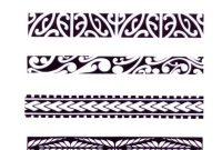 Polynesian Tattoo Armband Google Suche Phan Anh Tattoo with measurements 1163 X 1706