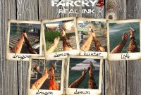 Real Ink Mod For Far Cry 3 Mod Db pertaining to size 3888 X 2592