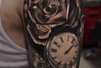 Rose Tattoos Upper Arm Upper Arm Rose Tattoos Body Tattoo Art intended for proportions 982 X 1024