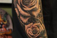 Roses Vetoe Black Label Art Co Los Angeles Usa Tattoo regarding measurements 1278 X 1920