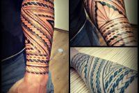 Samoan Tattoo On Forearm Tattooist Tomasi Suluape Tattoo throughout sizing 1000 X 1000