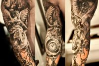 Sleeve Tattoo Oh My God Theres So Much Detail Tattooish throughout proportions 960 X 960