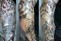 Sleeve Words Tattoos Lower Arm Half Sleeve Tattoos For Men Mens with size 1024 X 926