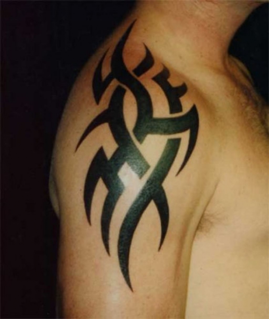Small Arm Tribal Tattoos Tattoos For Small Arms Tribal Tattoos On in sizing 864 X 1024