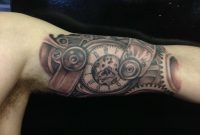 Steampunk Biomech Inner Arm Piece Jay B Jays Inks Lincoln with proportions 2048 X 1536