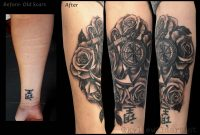 Tattoo Cover Up Art Gone Wild with dimensions 3508 X 2480