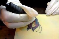 Tattoo Training Practice Skin Butterfly From Httpwww in sizing 1280 X 720