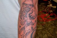 Tattoos On Body Black Ink Danger Gangsta Tattoos On Right Arm For intended for measurements 1600 X 1200