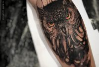 The 100 Best Owl Tattoos For Men Improb inside sizing 910 X 910
