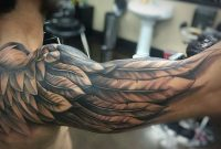 The 109 Best Wing Tattoos For Men Improb with dimensions 1080 X 748