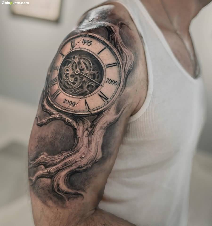 The 80 Best Half Sleeve Tattoos For Men Improb with regard to size 900 X 959
